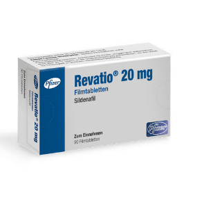 Does Revatio Work Like Viagra