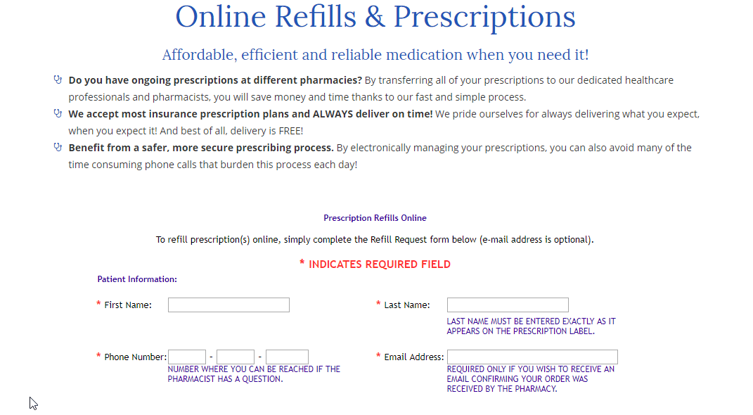 Birdsboro Pharmacy Prescription
